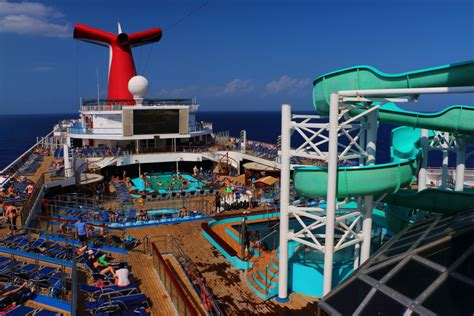Carnival Conquest Deck Plans Side View by Carnival B2b 97 Photos 19 1 Review