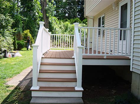 Basement Finishing Company by Massachusetts Composite Deck Photo Gallery Worcester