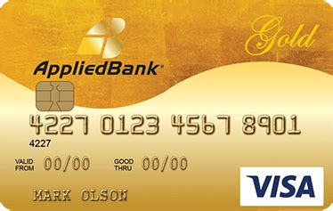 Credit cards open the possibility of shopping at your free will, and you can know about these companies for an instant approval virtual credit card. Applied Bank® Secured Visa® Gold Preferred® Credit Card - ApplyNowCredit.com