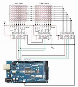 8x8 Led Matrix Circuit Diagram Fresh 301 Best Arduino