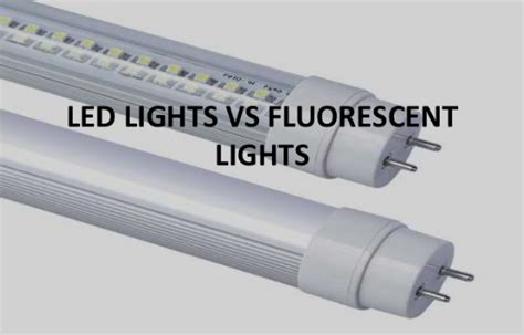 energy consumption comparison between led light and