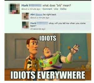 what does brb pictures quotes memes jokes