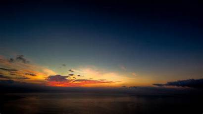 Wallpapers 1080p Desktop Sunset Sky Clouds Resolution