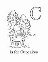 Coloring Cupcake Pinkalicious Pages Getcolorings Printable Netart Getdrawings sketch template