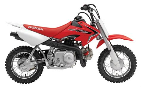 2017 Honda Crf50f Motorcycle Review / Specs