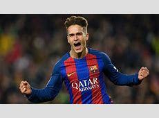 Denis Suarez Can Replace Andres Iniesta As Barcelona's