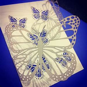 laser cut butterfly wedding invitation outer cover yelp With laser cut wedding invitations los angeles