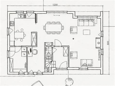 plan interieur maison maison moderne