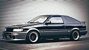 High-spec Toyota Corolla Levin Ae 86 Looks Great And Is For Sale