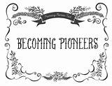 Pioneer Trek Pioneers Lds Pages Coloring Becoming Sharing Themormonhome Pt Evening Mormon Template Journey Pdf sketch template