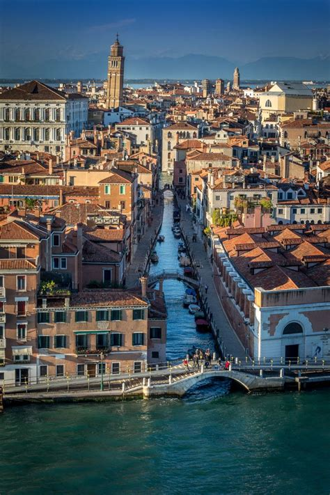 Italy Venice View From The Sky Ive Read About Italy A