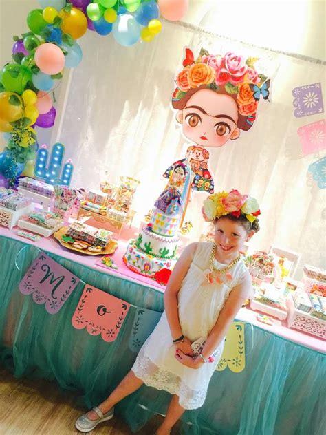 Frida Kahlo Mexiparty  Ee  Birthday Ee   Party  Ee  Ideas Ee