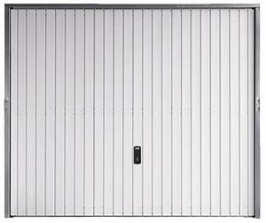 Porte de garage sectionnelle avec brico depot porte for Porte garage 240x240