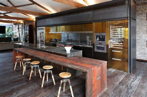 industrial kitchen ideas 16 extraordinary industrial kitchen designs you ll fall in