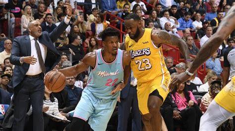 NBA Finals: Miami Heat vs Los Angeles Lakers, dates, start ...