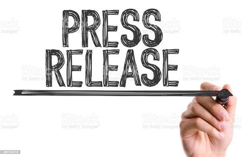 Press Release Stock Photo - Download Image Now - iStock