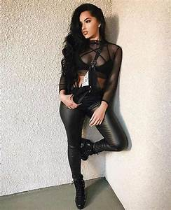Baddie Outfits u2022 30 Ideas para lucir tu u0026quot;Chica Malau0026quot; con Estilo u2022 2018 | Pinterest ...