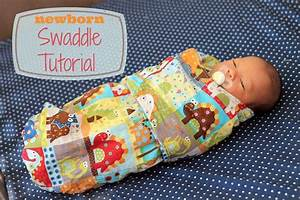 Make It Cozee  Tutorial  Baby Swaddle