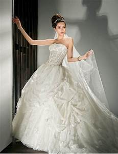 ball gown strapless wedding dress with huge skirt sang With huge ball gown wedding dresses