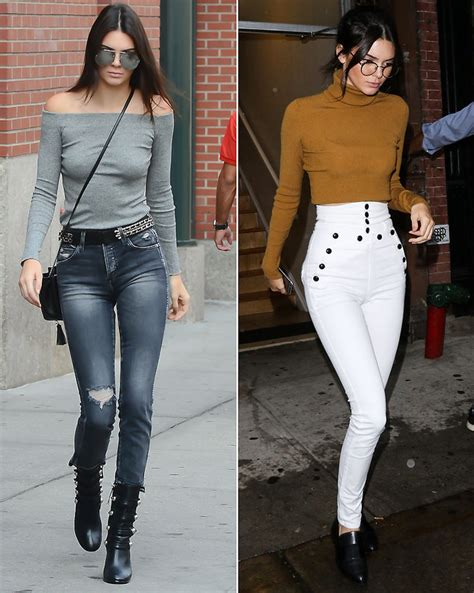 How to Wear Jeans Like Kendall Jenner | InStyle.com