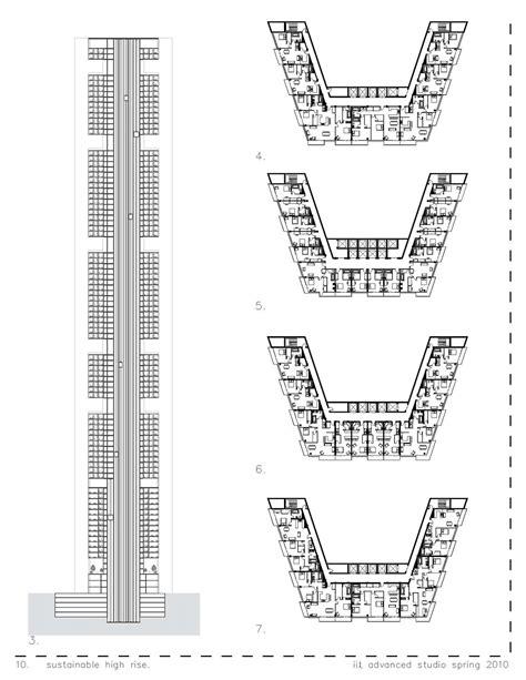 sustainable highrise | Jorge Chavez | Archinect