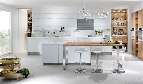 dosseret cuisine pas cher cuisine design blanc et bois