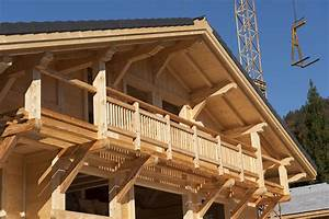 Holz Balkongeländer Bretter : zimmerei r ing langlebiege holzbalkone rund um schopfheim ~ Watch28wear.com Haus und Dekorationen