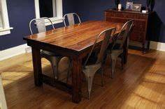 2x6 and 2x4 diy modern farmhouse table dining room for Homemakers furniture project