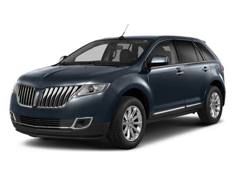 2015 Lincoln Mkx Values- Nadaguides