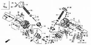 2003 Honda Shadow Ace 750 Carburetor