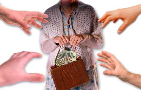 elder financial abuse warning signs