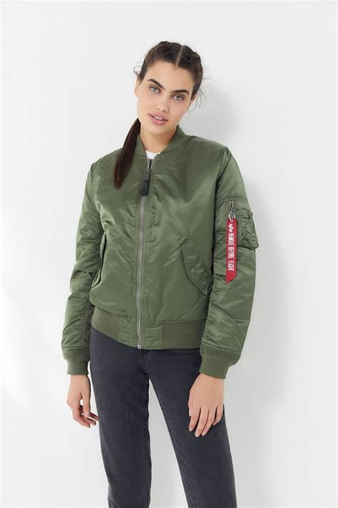 alpha industries ma  bomber jacket urban outfitters