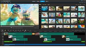 video editing software by corel videostudio pro x10 With free corel video studio templates
