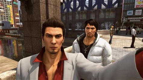 yakuza series director teases  game announcement