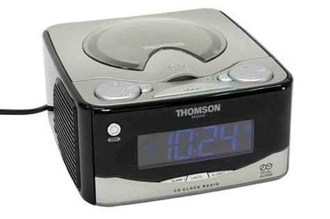 radio r 233 veil thomson rr 420 cd noir arg 1846612 darty