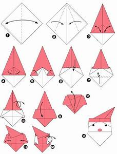 Faire Des Origami : origami noel facile a faire ~ Nature-et-papiers.com Idées de Décoration