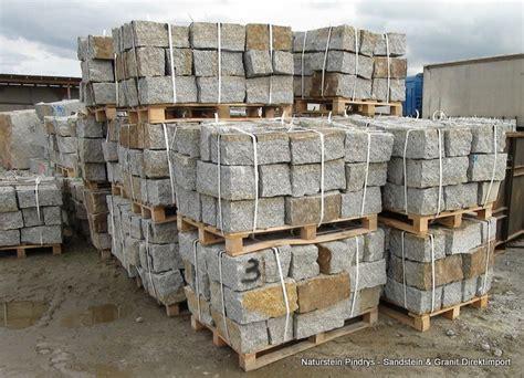 granit bruchsteine preis 20x20x40 cm granit mauersteine quot gelb grau mittelkorn quot granitsteine granitmauer natursteine