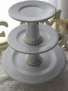 best 10 cake stand display ideas on pinterest plate With best brand of paint for kitchen cabinets with vintage wedding candle holders