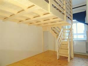 Kinderbetten Selber Bauen : ber ideen zu hochbett bauen auf pinterest ~ Lizthompson.info Haus und Dekorationen
