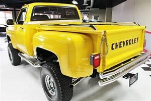 1981 Chevrolet K10 Pickup  4 Wheel Drive  4 Speed  Much