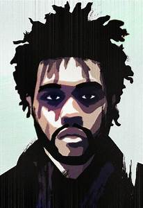 The Weeknd, his music is so amazing most def one of my ...