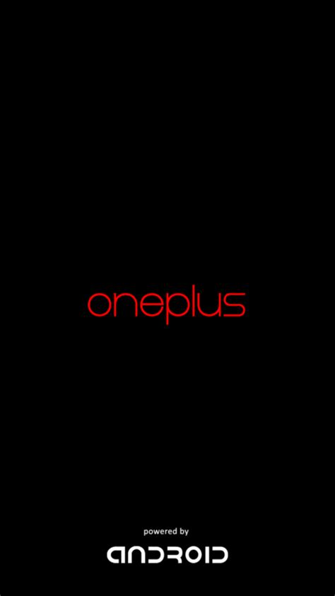 Oneplus 3t Animated Wallpaper - install minimalistic oneplus one boot logo and animation