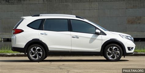 Seven Seater Suv by Driven Honda Br V Seven Seater Suv Sled In Thailand