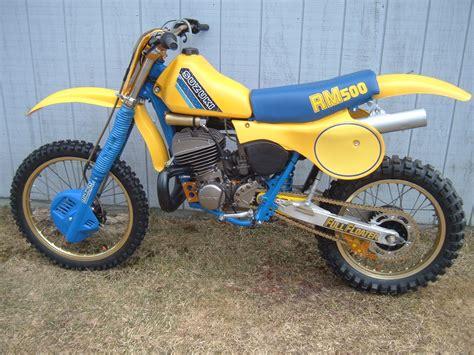 Suzuki Rm 500 by Rm500 X 2