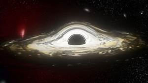 Interstellar - Black Hole rotation GIF by SpaceArtGuy on ...