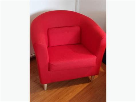 ikea tullsta chair red new chairs pinterest