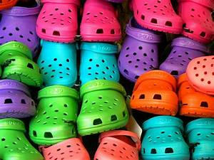 Omg!!! What's With Everyone Wearing The Croc Shoes :S :S ...