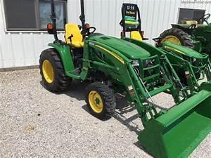 John Deere 3046r Compact Utility Tractors For Sale