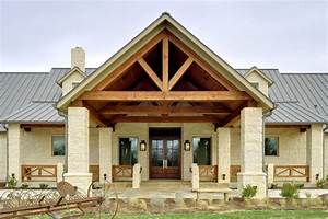 Texas Hill Country Retreat - Rustic - Exterior - Dallas