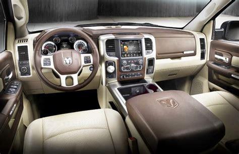 2013 Ram Truck Interior Makes The Wards Auto Top 10